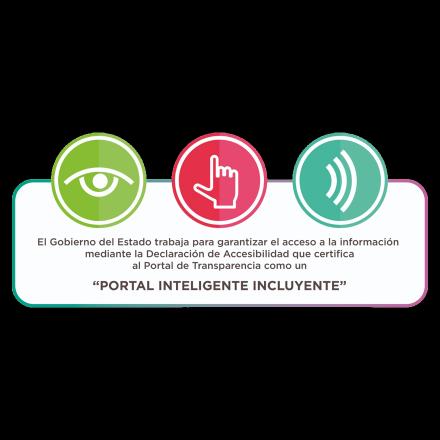 Distintivo de Accesibilidad - enlace a declaratoria de accesibilidad en nueva ventana